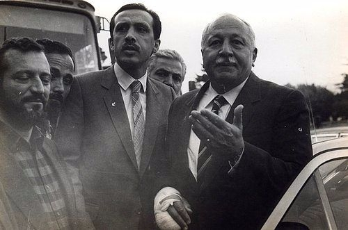 İşte Erdoğan'ın gençlik ve askerlik fotoğrafları 17