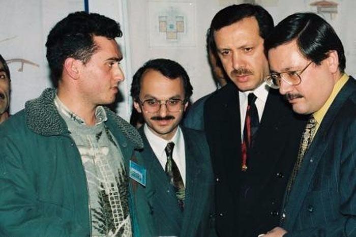 İşte Erdoğan'ın gençlik ve askerlik fotoğrafları 20