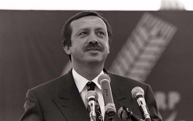 İşte Erdoğan'ın gençlik ve askerlik fotoğrafları 22