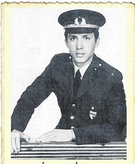 İşte Erdoğan'ın gençlik ve askerlik fotoğrafları 26