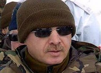İşte Erdoğan'ın gençlik ve askerlik fotoğrafları 6