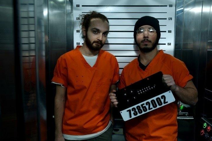 """Hapishane konseptli """"Kodes Cafe"""" açıldı 14"""