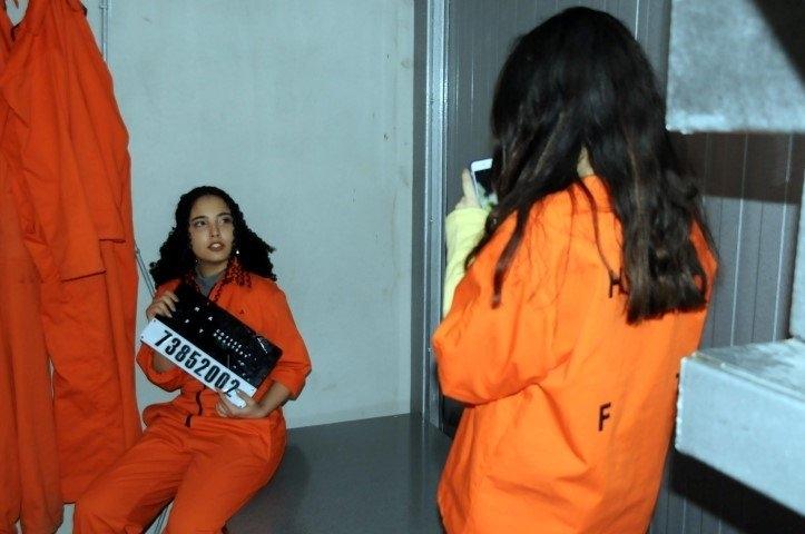 """Hapishane konseptli """"Kodes Cafe"""" açıldı 19"""