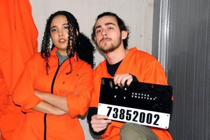 """Hapishane konseptli """"Kodes Cafe"""" açıldı 2"""
