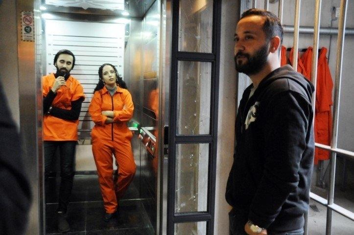 """Hapishane konseptli """"Kodes Cafe"""" açıldı 20"""