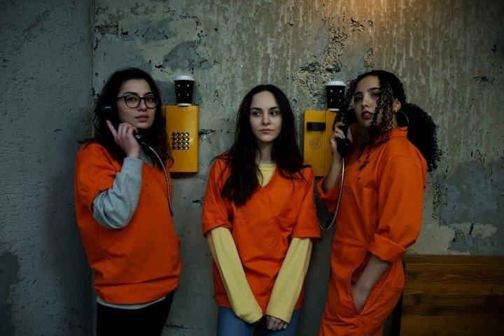 """Hapishane konseptli """"Kodes Cafe"""" açıldı 26"""