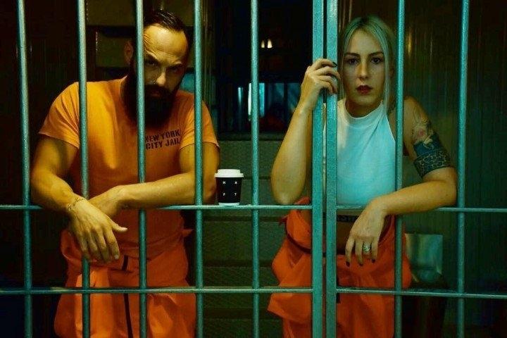 """Hapishane konseptli """"Kodes Cafe"""" açıldı 3"""