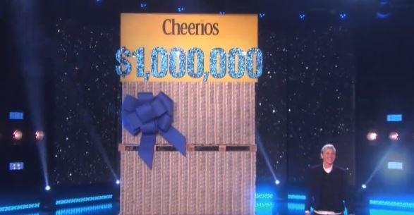 Böyle bir çılgınlık yok! Stüdyodaki seyircilere 1 milyon dolar dağıttı 3