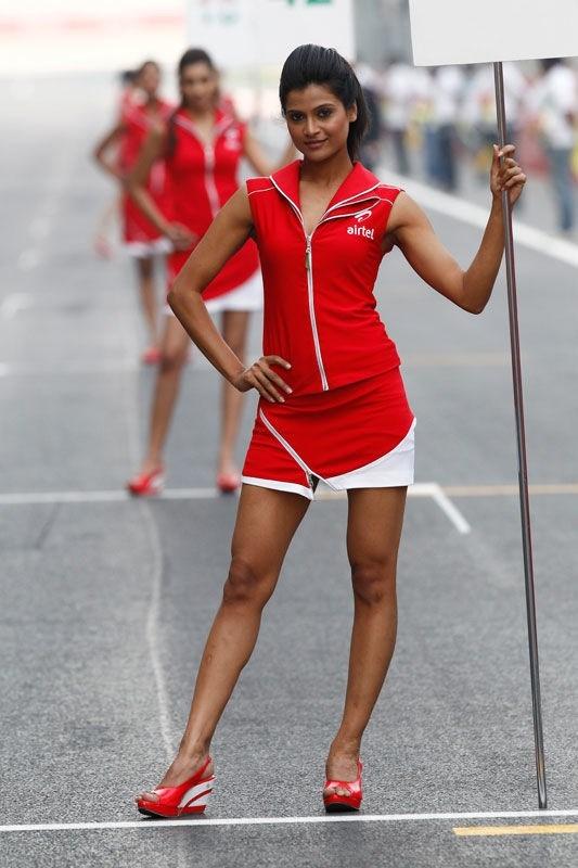 Formula-1 Kızlarına Feminizm engeli 14