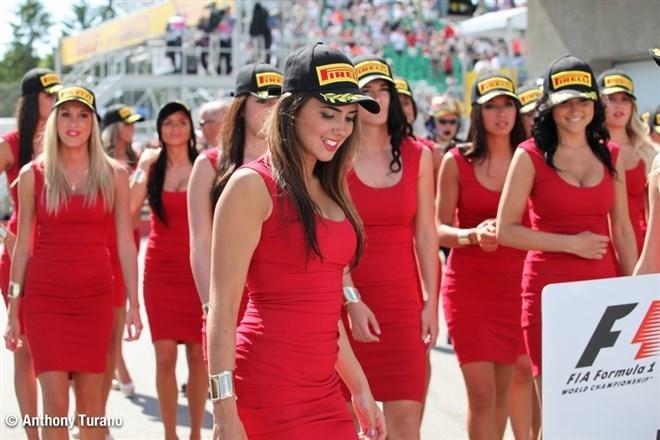 Formula-1 Kızlarına Feminizm engeli 18