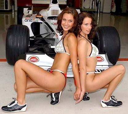 Formula-1 Kızlarına Feminizm engeli 2