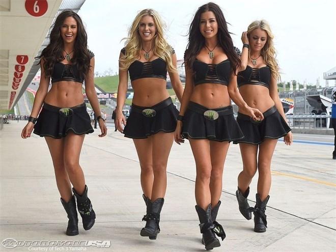 Formula-1 Kızlarına Feminizm engeli 21