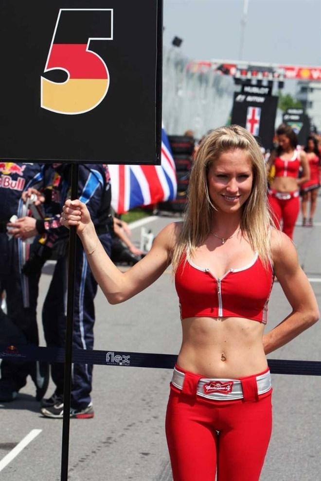 Formula-1 Kızlarına Feminizm engeli 24