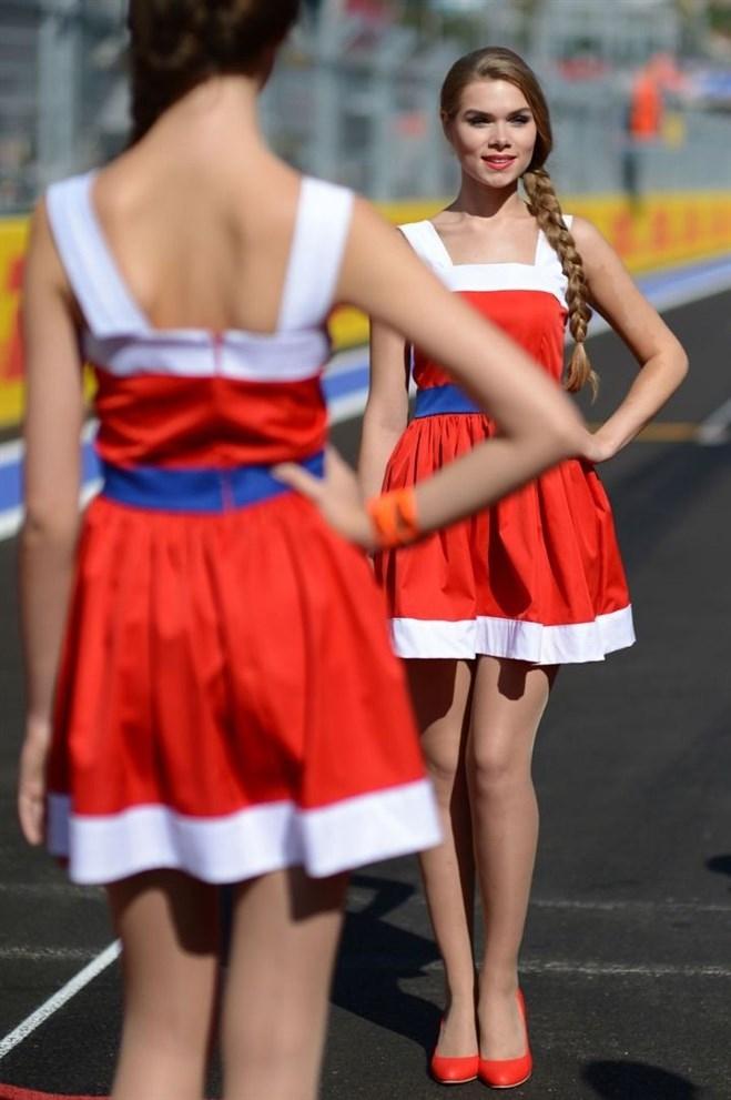 Formula-1 Kızlarına Feminizm engeli 29