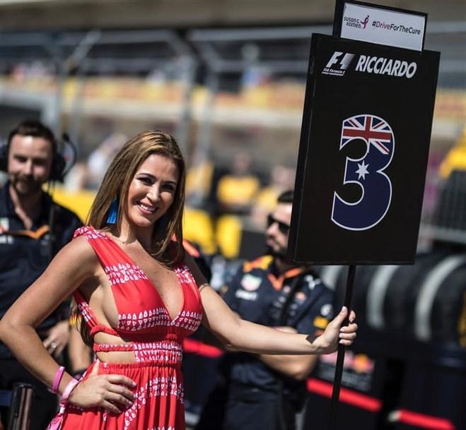 Formula-1 Kızlarına Feminizm engeli 30