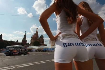 Formula-1 Kızlarına Feminizm engeli 5
