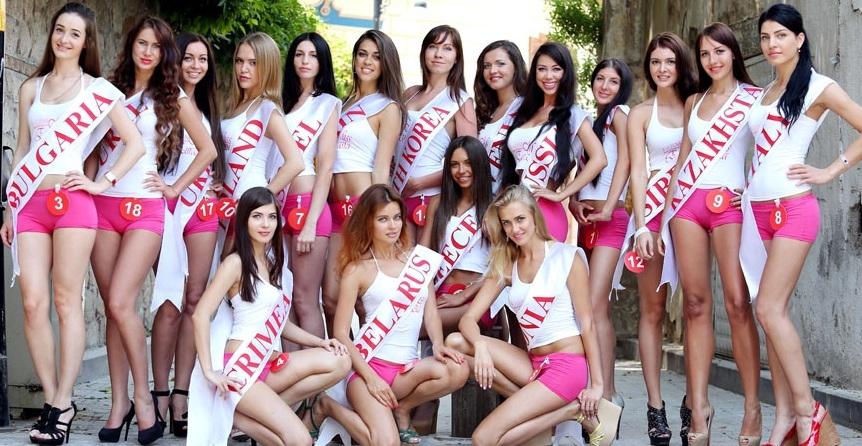Güzellik yarışmasında finale kalan isim 'ERKEK' çıktı 1