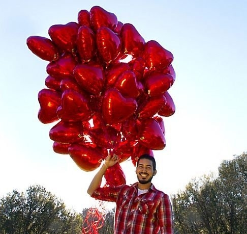 Sevgililer gününde yapılacak en ilginç sürprizler 8