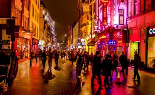 İşte en iyi gece hayatına sahip şehirler 17