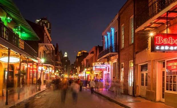 İşte en iyi gece hayatına sahip şehirler 5
