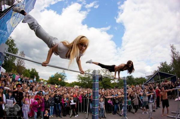 Ukrayna'da yeni bir akım başladı! Vatandaşlar parklara akın etti 10