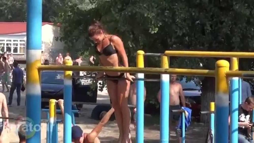 Ukrayna'da yeni bir akım başladı! Vatandaşlar parklara akın etti 23