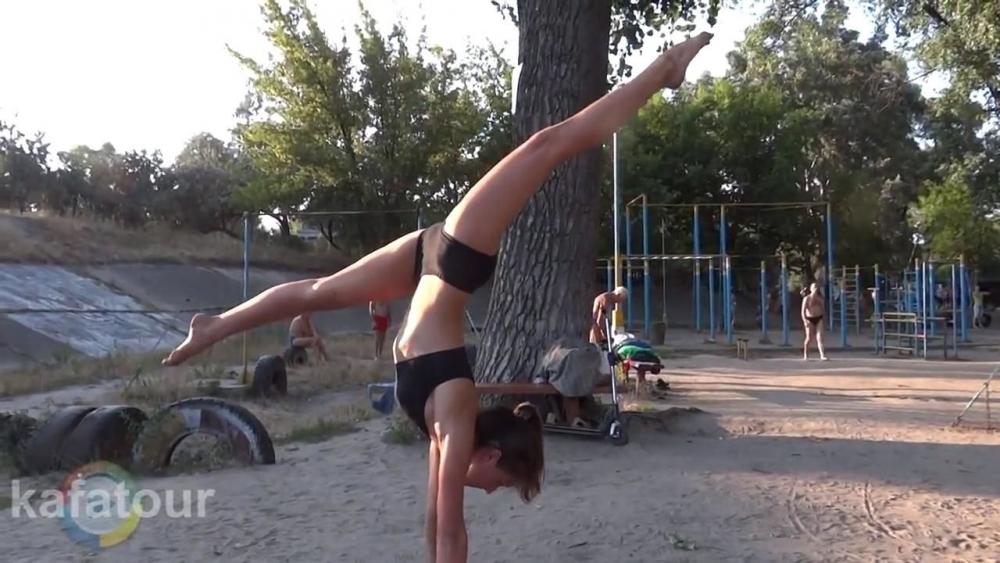Ukrayna'da yeni bir akım başladı! Vatandaşlar parklara akın etti 25