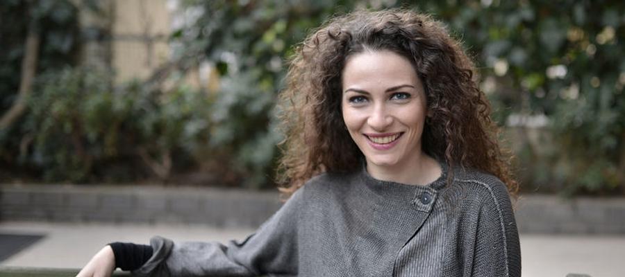 Kemal Sunal'ın kızı Ezo'dan Afrin hassasiyeti 11