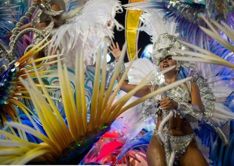 RİO Karnavalından müthiş görüntüler 10