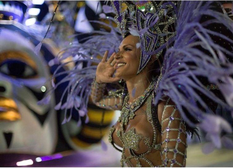 RİO Karnavalından müthiş görüntüler 12