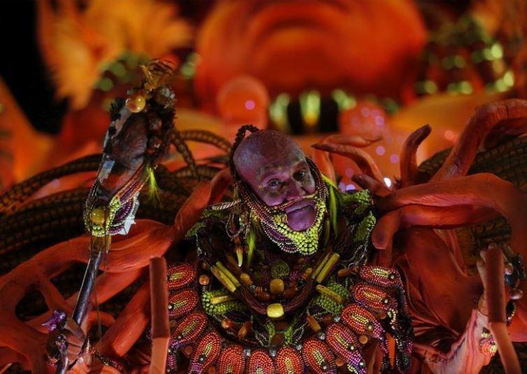 RİO Karnavalından müthiş görüntüler 15