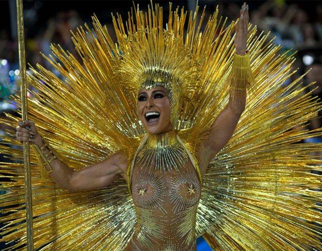RİO Karnavalından müthiş görüntüler 18