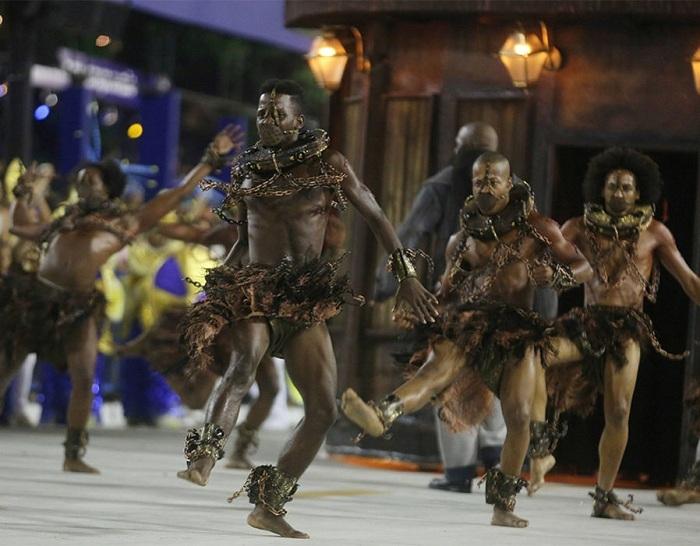 RİO Karnavalından müthiş görüntüler 21