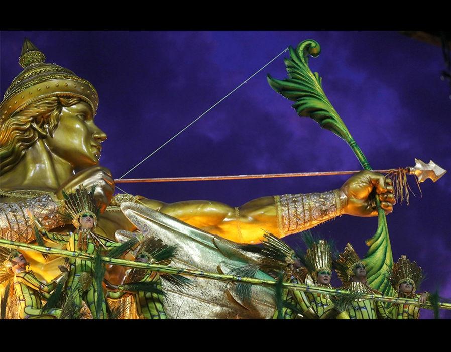 RİO Karnavalından müthiş görüntüler 31