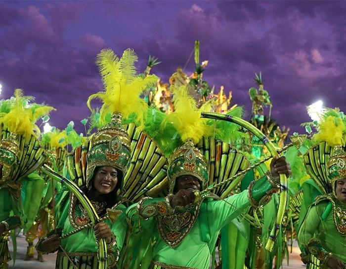 RİO Karnavalından müthiş görüntüler 33
