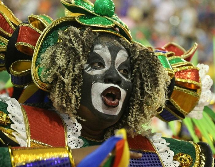 RİO Karnavalından müthiş görüntüler 36