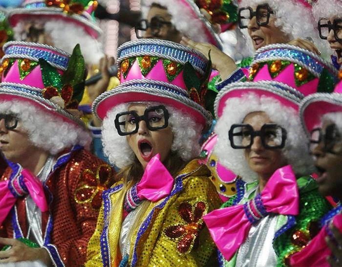 RİO Karnavalından müthiş görüntüler 38