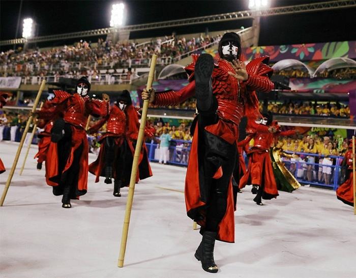 RİO Karnavalından müthiş görüntüler 39