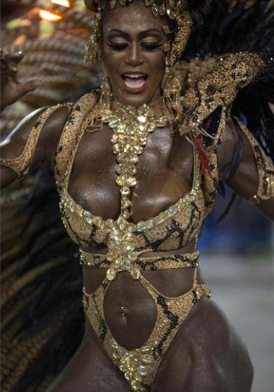 RİO Karnavalından müthiş görüntüler 4