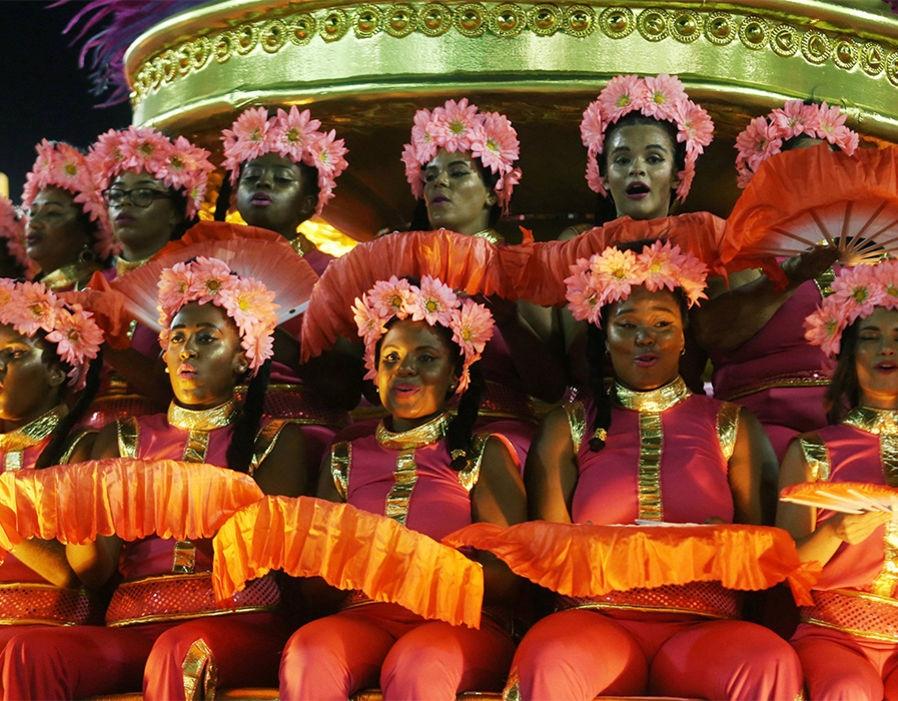 RİO Karnavalından müthiş görüntüler 40