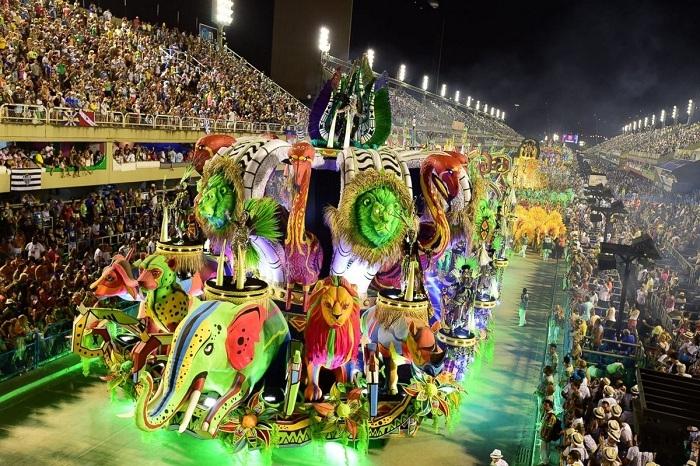 RİO Karnavalından müthiş görüntüler 42