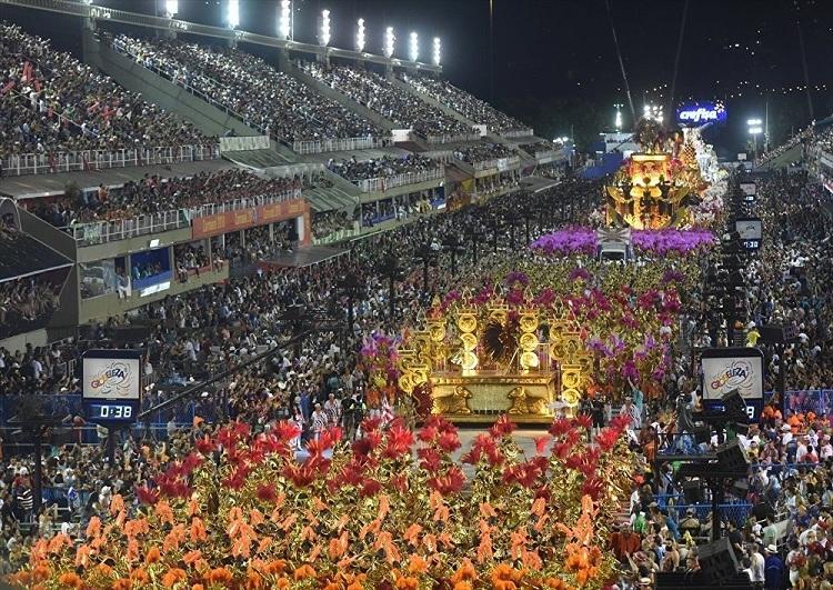 RİO Karnavalından müthiş görüntüler 44