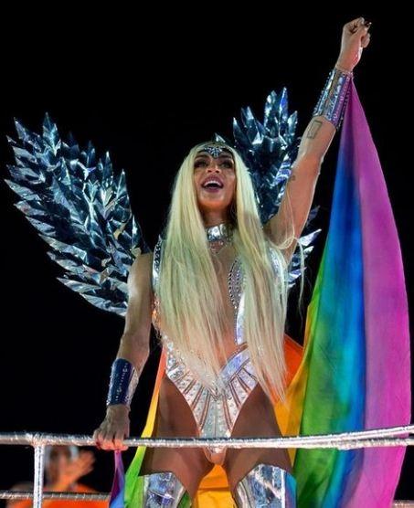 RİO Karnavalından müthiş görüntüler 5