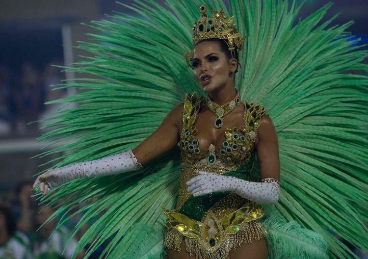 RİO Karnavalından müthiş görüntüler 6