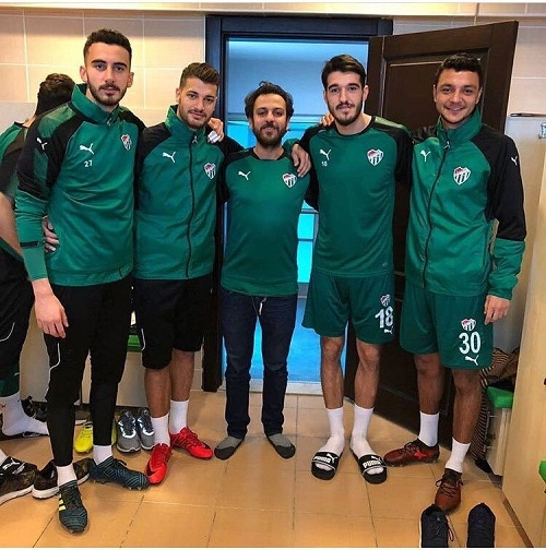 Çukur'un 'Vartolu Sadettin'i Bursaspor'a transfer oldu 5
