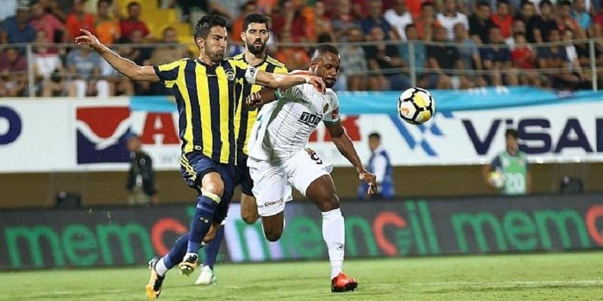İşte Fenerbahçe'nin Alanyaspor 11'i 1