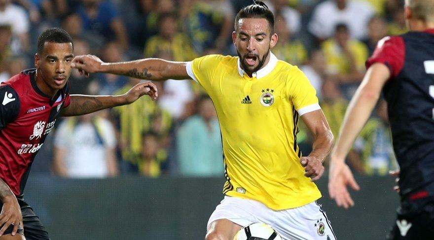 İşte Fenerbahçe'nin Alanyaspor 11'i 3