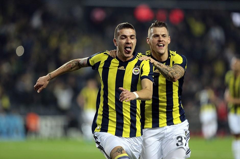 İşte Fenerbahçe'nin Alanyaspor 11'i 5