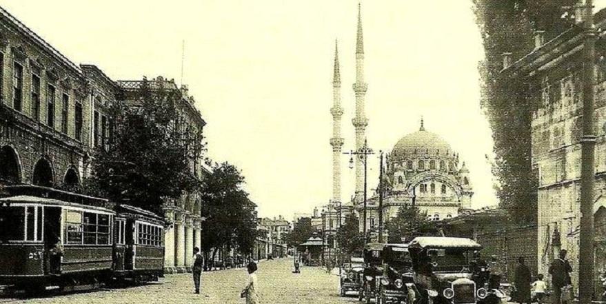 Eski İstanbul'dan muhteşem görüntüler 1