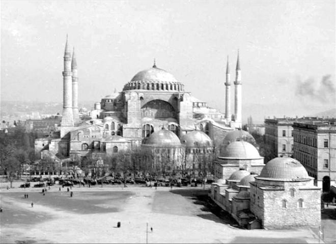 Eski İstanbul'dan muhteşem görüntüler 11
